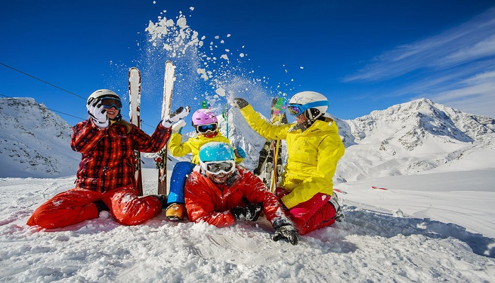 Tips for Skiing With Kids