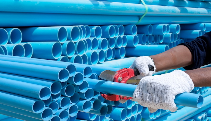 plastic pipes for plumbing